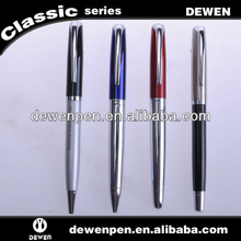 2013 dewen ball point pen names for promotion