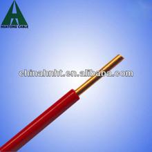 single conductor shielded copper wire