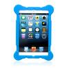 2013 new design two color mix rubber silicone case for mini ipad
