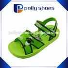 new design summer kids eva sandal boy 2015