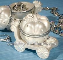 Cinderella Themed Curio Box decoration wedding table decorations