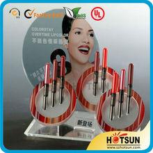 personalizado de esmalte de uñas opi organizador de cosméticos para las ventas