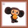 anime monkey flocking toys
