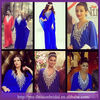 Wholesale New Designs Dubai Abaya/New Style Kaftan Evening Dresses with sleeves