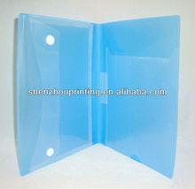 hot selling plastic file folder case (factory price)