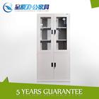 Wall mounted office cabinet, steel hospital cabinet 4 door