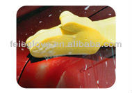 car or glass washing kitchen cleaning sponge gloves