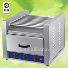 vendita calda forno macchina hot dog