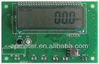 Ultrasonic smart heating meter's display module - EMF32