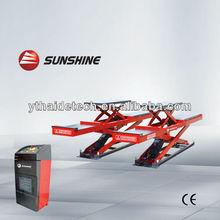 SXJS3521 scissor lifter for wheel alignment
