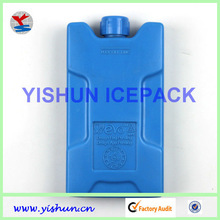 Wall mounted plastic storage box for drink storage
