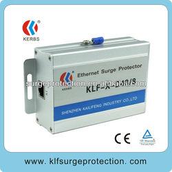 ethernet lightning protection/ethernet surge protection/lightning to Ethernet RJ45 100M