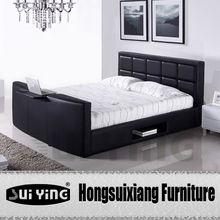 tv bedroom combination furniture tv bed A522