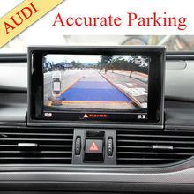 CE &Rosh CVS-1121 aftermarket parking sensors built-in accurate parking guidance lines wifi work model AV/NAVI GPS for optional