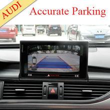 CE &Rosh aftermarket parking sensors built-in accurate parking guidance lines wifi work model AV/NAVI GPS for optional
