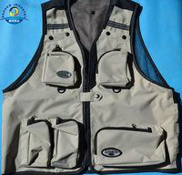 Men's outdoor fly fishing vest