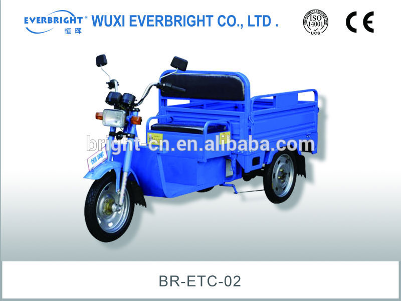 electric cargo tricycle 60v made in china