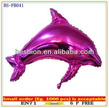 animal shape foil balloons