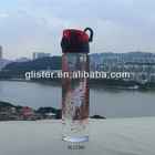 wide mouth pyrex glass water bottle