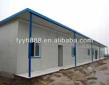 prefabricated guard house outdoor shelters