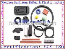 rectangular waterproof dustproof oilproof heat resisting NBR NR EPDM SBR SILICONE round flat rubber seal gaskets