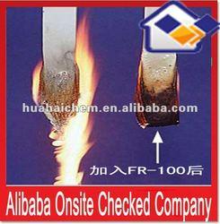 new flame retardant 2012 chemical used in fire retardant elastic fabric