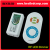 2.4G RF wireless LED dimmer, Use with Wifi LED Controller/ For iPhone, iPad and Android System