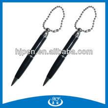 Mini Cute Carry Key Chain Twist Metal Ball Pen