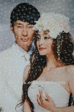 photo Cat eye 3D cold lamination film(Jinan Manufacture)