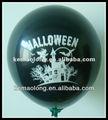 la decoración de halloween de globos para eventos y fiestas