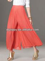 Fashion Wide Leg Pants Skirt For Pregnant Women 2013