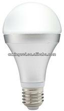 HOT Selling CE &RoHS E26/E27/E14/GU10/B22 11W LED light bulb