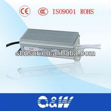 12V / 24V 100W Water proof LED AC DC power supply