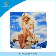 fashionable handkerchief boxed handkerchief yarn handkerchief