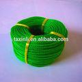 corde pe vert 3mm, 2.5mm, 2mm, 1.5mm ficelle
