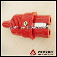 Industrial High Temperature Plug Connector