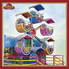 Full fun kids ferris wheel carnival amusement rides ferris wheel for sale