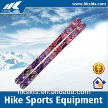 China ski equipment snow ski board