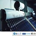 Interno compacto caliente del calentador de agua solar equipos de energía / solar geysers