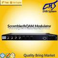 4in1 qam digital modulador de rf con codificador