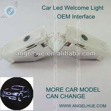 Laser Logo LED Car Door Ghost Shadow Projector Lights led light car car led logo light projector