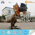 el parque temático de simulación decorativos dinosaurio robótico