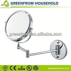 Double Sided Double-Side Adjustable Bathroom Mirror