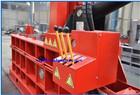 JSDB-40T-F Horizontal hydraulic baler/baling press