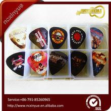 Custom Various Guitar Pick Cases Guitar Pick Box Guitar Pick Holder