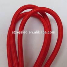 Wholesale Pendant Light Cord Filament Light Bulb Textile Cord Colour with Vintage Edison Bulbs