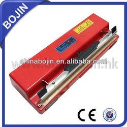 Manual tray sealer sealing machine for tray