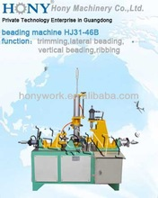 Hony Machinery hydraulic automatic capping machine for Stainless steel chair