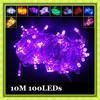 10M 20M 30M led string lights garland(24V, 110V, 220V, 240V)