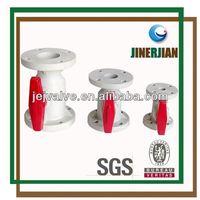 "1/2""-6""Compact plastic pvc ball valve,dn25 ball valve with pricelist"